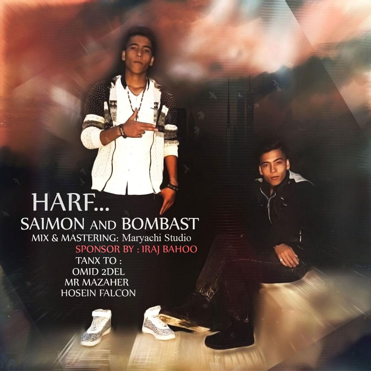 Saimon & Bombast – Harf