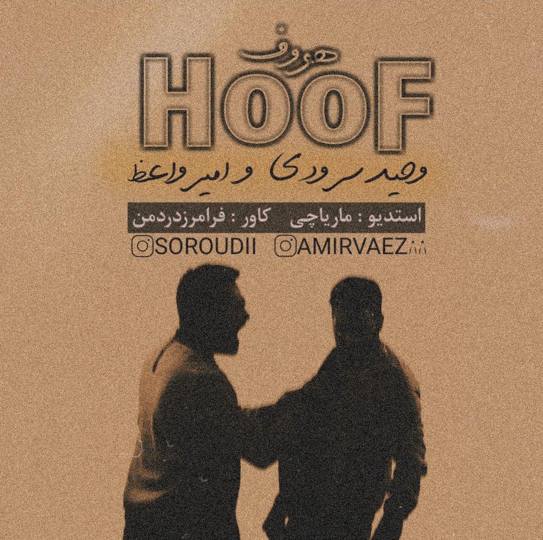 Vahid Sorodi & Amir Vaez – Hoof