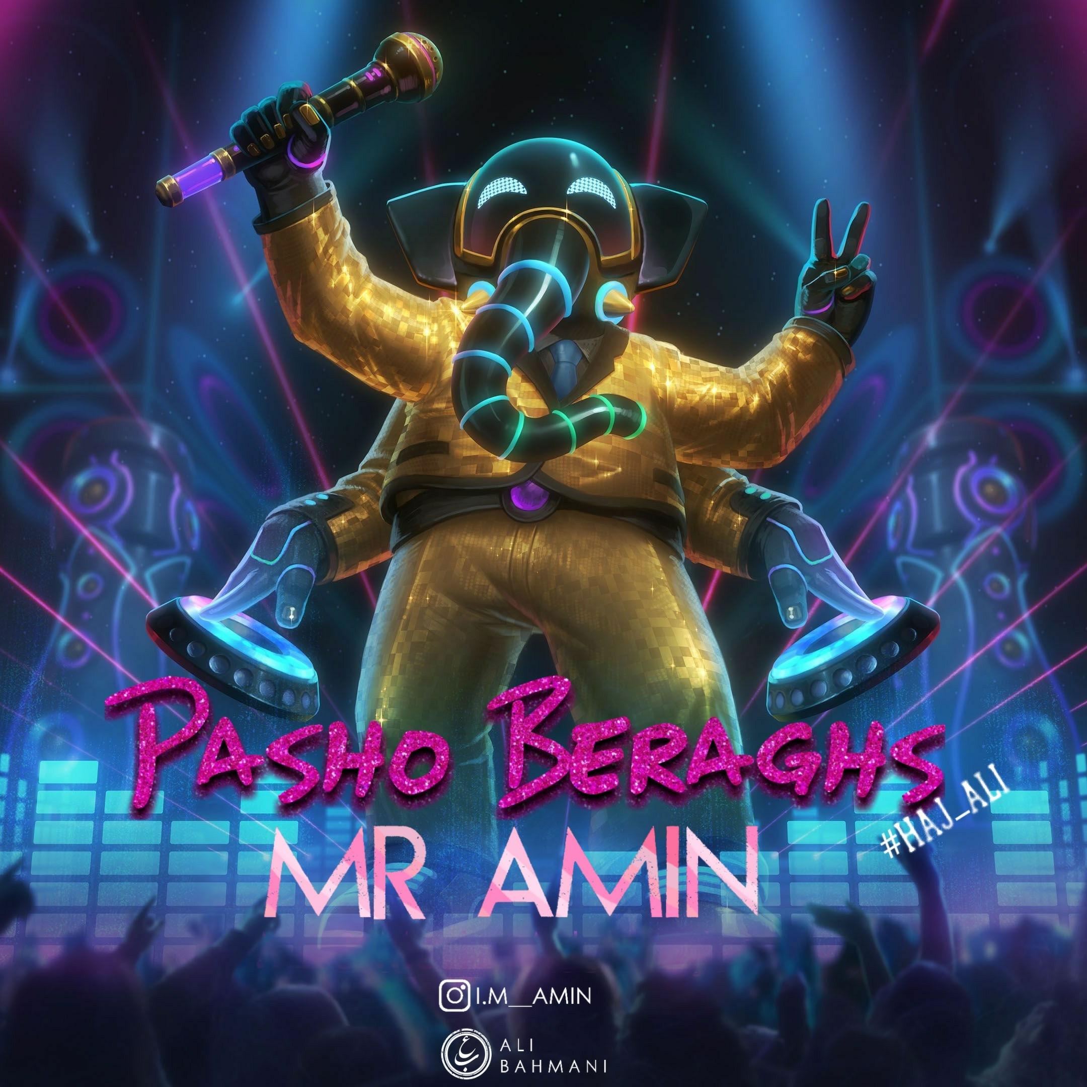 Mr Amin – Pasho Beraghs
